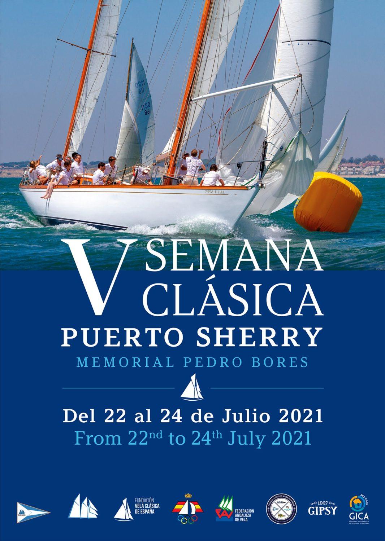 V Semana Clasica 'Memorial Pedro Bores' en Puerto Sherry