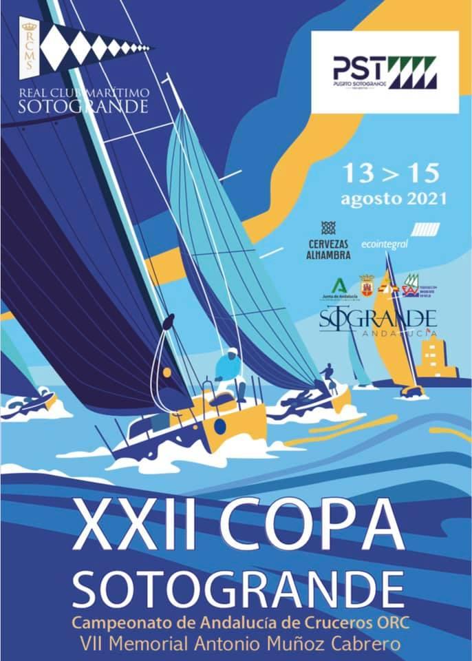 XXII Copa Cruceros Sotogrande 2021