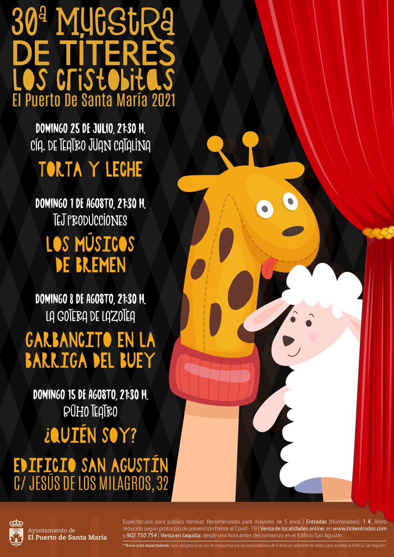 XXX Muestra de Títeres 'Los Cristobitas' 2021