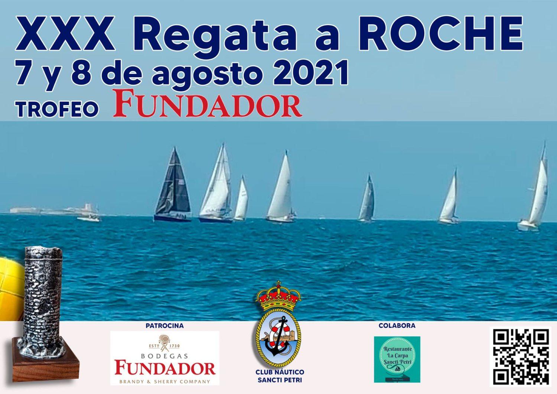 XXX Regata a Roche - Trofeo Fundador 2021 - Club Náutico Sancti Petri