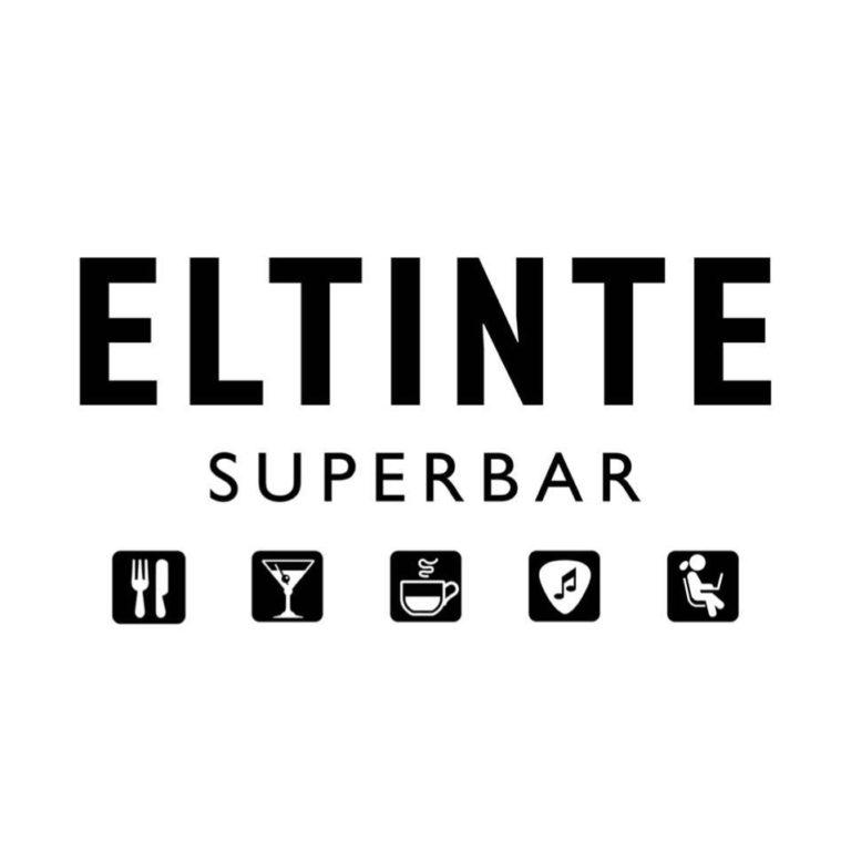 el tinte superbar – logo