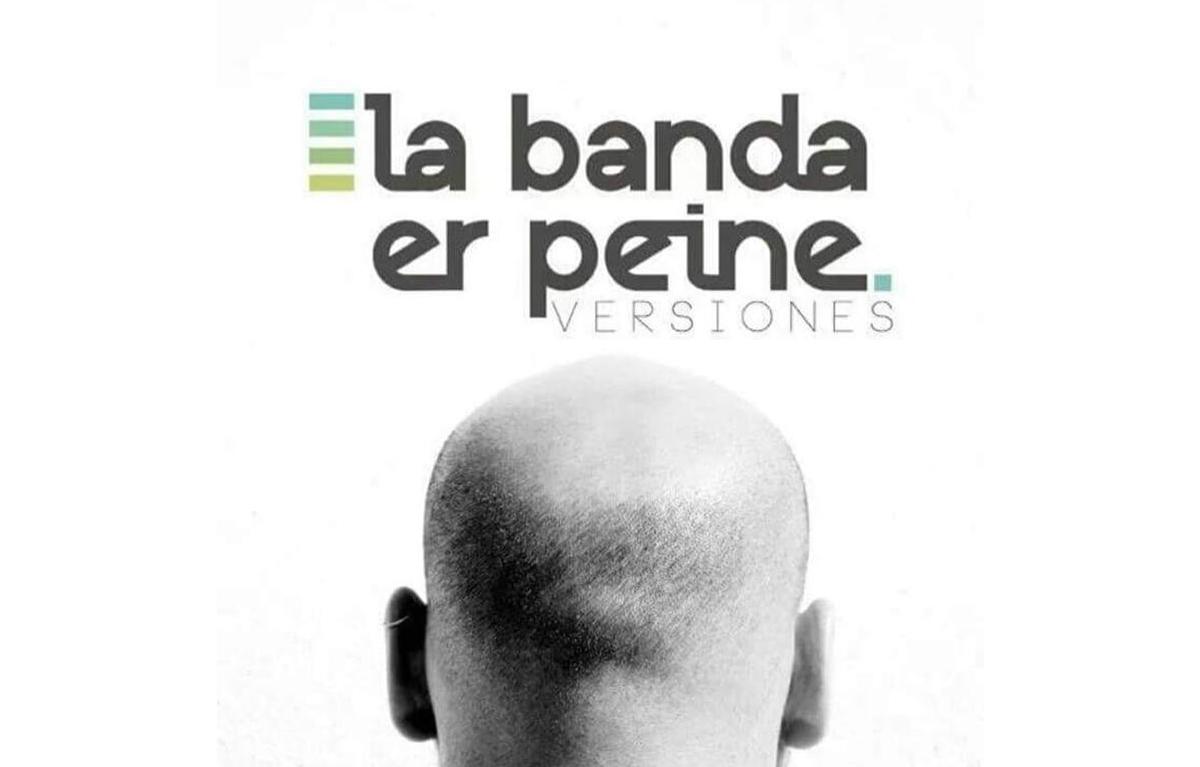 Actuación de La Banda er Peine en el chiringuito La Ola Beach