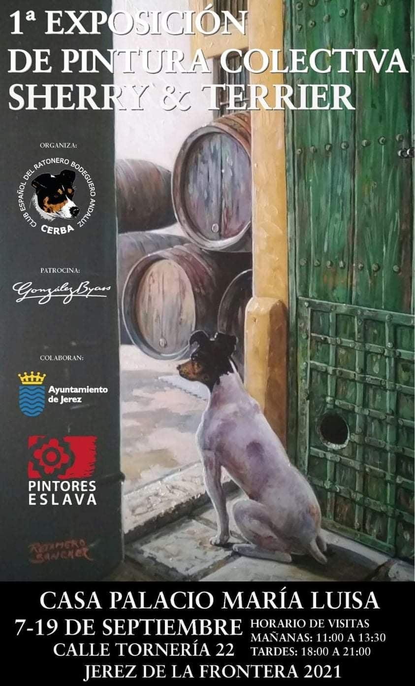 I Exposición de Pintura 'La Vendimia y el Ratonero Bodeguero Andaluz' en Casa Palacio María Luisa