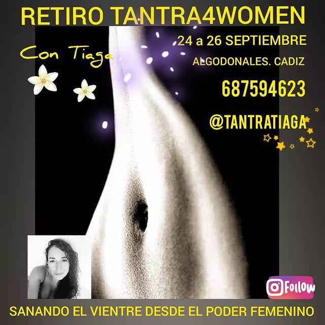 Retiro para Mujeres con Tiaga 'Tranta 4 Women'