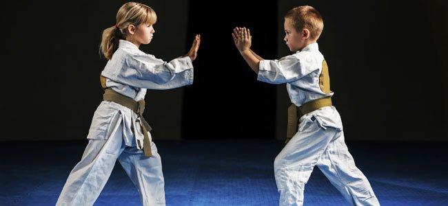 Clases de Aikido Infantil en Shingitai Chiclana