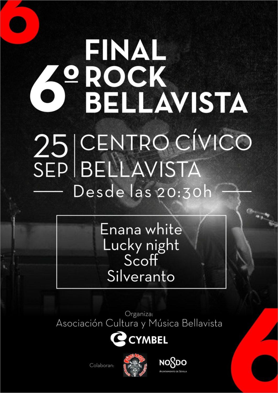 Final VI Rock Bellavista en Centro Cívico Bellavista