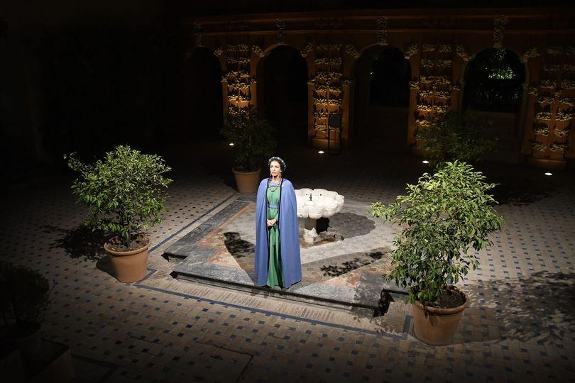Visitas nocturnas teatralizadas al Real Alcázar de Sevilla