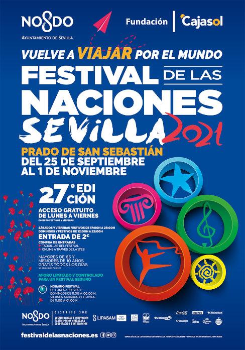 XXVII Festival de las Naciones Sevilla 2021