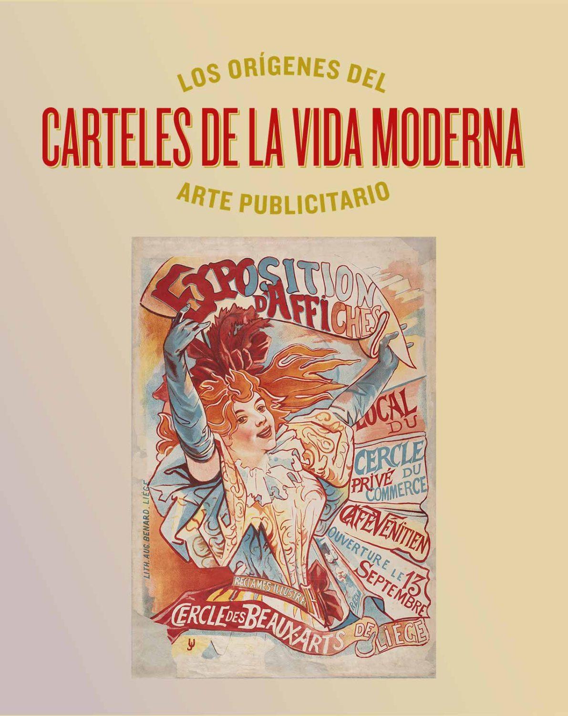 Exposición: Carteles de la vida moderna. Los orígenes del arte publicitario en CaixaForum Sevilla