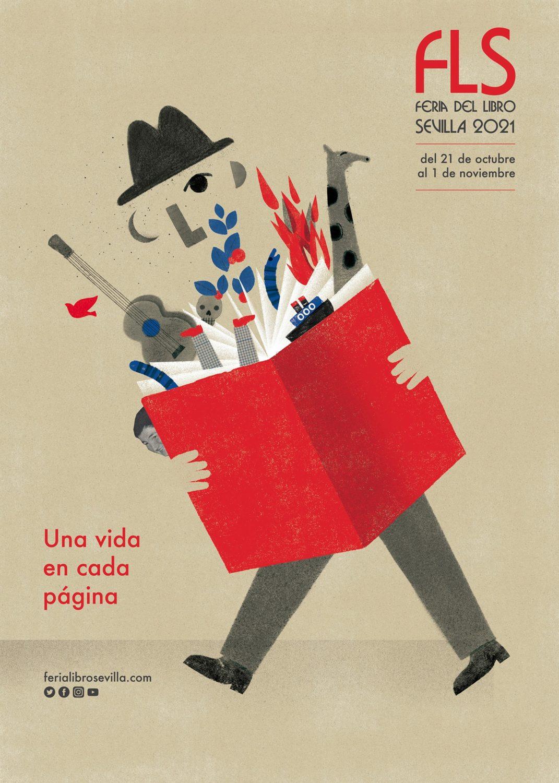 Feria del Libro de Sevilla 2021