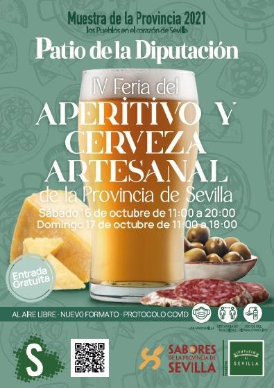 IV Feria del Aperitivo y Cerveza Artesanal de la provincia de Sevilla