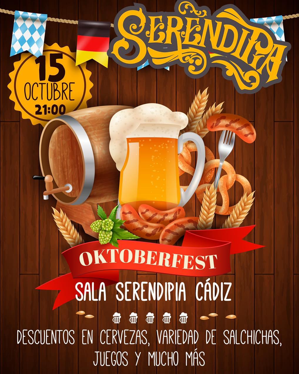 Oktoberfest en Serendipia